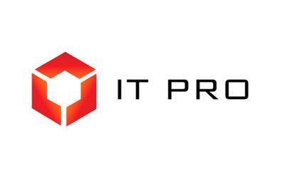 Logo firmy IT PRO