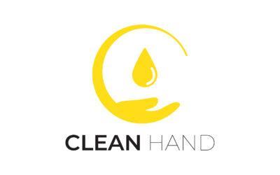 Identyfikacja wizualna – projekt dla Clean Hand